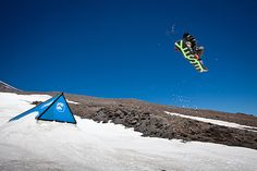 #Summer at #MountHood. Windells Snowboard Camp r: Tucker Speer p: Erik Hoffman | Snowboarder Magazine