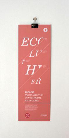 via typographie