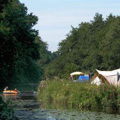 Camping de Roos | kamperen Vechtdal Ommen