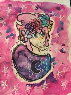 Star flower child Dreamy- @SlothsInHats