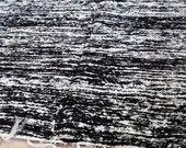 Tapete de sala, felpudo, feito em tear manual. Tamanho 1,5 x 2,00 Diversas cores.