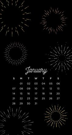 2018 new year celebration wallpaper iPhone phone background emma studies