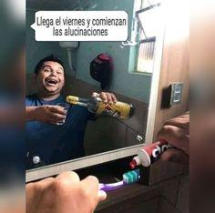 Funny Spanish Jokes, Spanish Humor, Funny Latino, Memes Estúpidos, Funny Memes, Frases Humor, Becky G, Funny Short Videos, Wtf Funny
