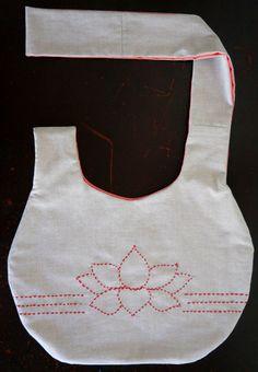 Tutorial en español para hacer una bolsa de nudo japonés | Gineceo, María Tenorio, 2015