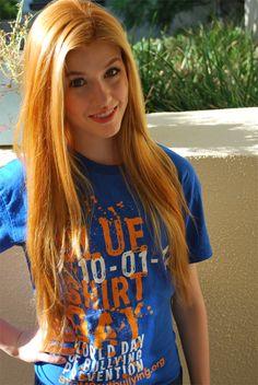 kat mcnamara   Kat McNamara, STOMP Out Bullying™ Global Ambassador