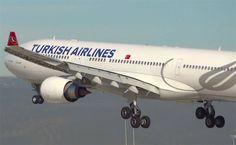 VIDEO - Aterrizajes en Barcelona de Boeing 777 de American, A330 de Air China y A330 de Turkish Airlines