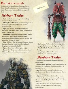 Homebrewing races Part 2 of 3 of my Homebrew Oni race balanced for DND Dungeons And Dragons Races, Dungeons And Dragons Classes, Dungeons And Dragons Homebrew, Dnd 5e Races, D D Races, Fantasy Races, Fantasy Rpg, D D Characters, Fantasy Characters