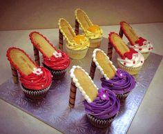 Funny cupcake