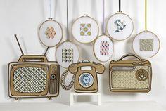 Découvrez notre nouvelle collection inspirée des années 50 avec nos kits vintage.