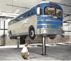 1947 Greyhound Silversides