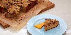 Anna Olson's Best Apple Desserts (Including Pie! Anna Olson, Best Apple Desserts, Apple Recipes, Cake Ingredients, Dessert Bars, Dessert Recipes, Butter Tart Squares, Biscuits, Chocolate Cobbler