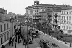 Warszawa przedwojenna 1920-1930r.