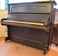 English made Steck piano Old Pianos, London House, English, English Language
