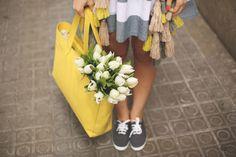 Summer shopping.