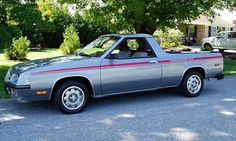 Rarely This Nice: 1984 Dodge Rampage - http://barnfinds.com/rarely-this-nice-1984-dodge-rampage/