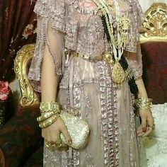 Robe 3rab Elbousaadia