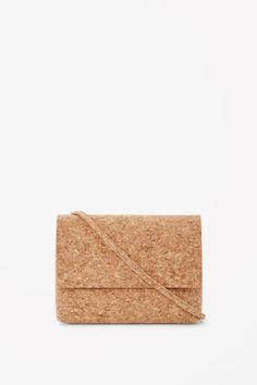 COS | Cork shoulder bag