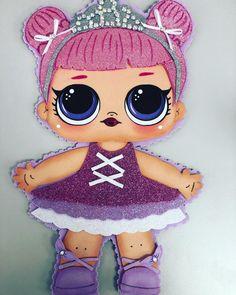 9 Ideas De Fomi Surprise Muñecas Lol Manualidades Muñecas