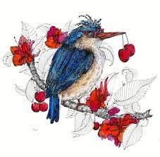 Znalezione obrazy dla zapytania ptaki polskie-plakaty