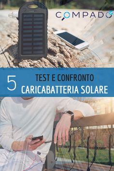 L'accessorio che permette di avere sempre con sé una comoda e utile riserva di energia rinnovabile per ricaricare smartphone e tablet. Scopri le offerte sul nostro sito!