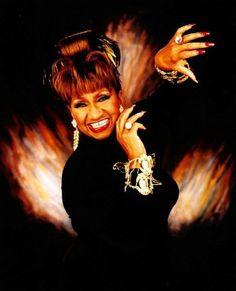 Celia Cruz - I know she is Cuban... but I love her