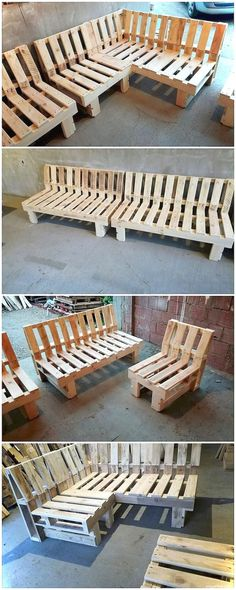 Awesome 50 Awesome Garden Furniture Design Ideas https://roomaniac.com/50-awesome-garden-furniture-design-ideas/ #palletfurniturecouch