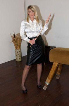 Mature Female Authority