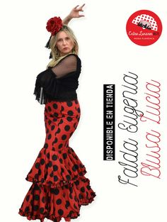 1deecb48e Perfecta combinación de blusa y falda. 🔴 . . .  flamenco  flamenca   bailaora  flamencofashion  flamencodress  ole  olé  simof  simof2018   feriaabril ...
