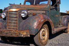 Old Chevy Farm Truck | Flickr - Photo Sharing!