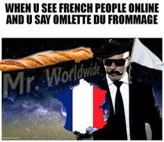 Oh oui oui. croissante oh baguette oh surrender