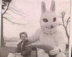 25 Incredibly Awkward Easter Photos & 25 reasons why my future children may never meet the Easter bunny!