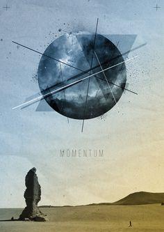 Momentum by David Cristian, via Behance