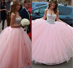 The Charming Sweetheart Prom Dress,Beading Formal Dresses,Evening Dresses On Sale, T22 - 337