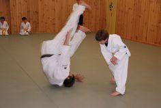 no wonder kids love aikido