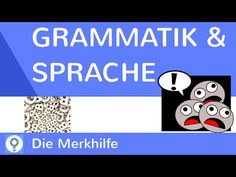 DEUTSCH NACHHILFE - Grammatik und Sprache - Deutsch Grammatik - YouTube