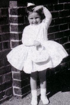 Little Barbra Streisand