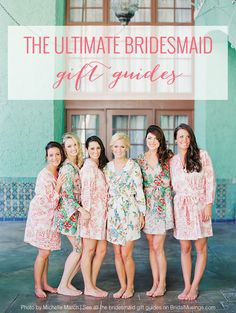 The Ultimate Bridesmaid Gift Guides - Bridal Musings Gifts For Wedding Party, Wedding Wishes, Wedding Blog, Wedding Planner, Our Wedding, Wedding App, Dream Wedding, Wedding Binder, Miami Wedding