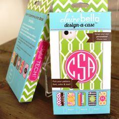 Clairebella Personalized Cell Phone Design-a-Case @Layla Grayce