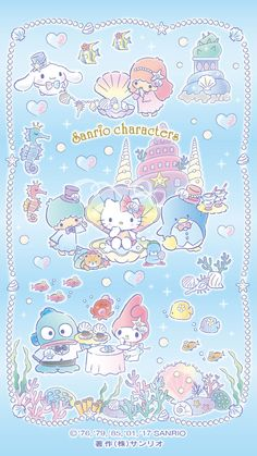 【720×1280】201706 Sanrio Newsletter