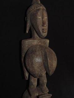 (TA1184) - MOSSI - Magnifique et ancien Karenga des Yarse de la région
