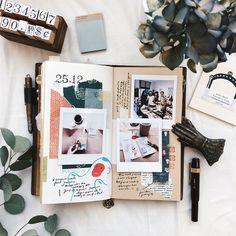 Bullet Journal 2019, Bullet Journal Notebook, Bullet Journal Ideas Pages, Art Journal Pages, Drawing Journal, Journal Paper, Scrapbook Journal, Bujo, Creative Journal