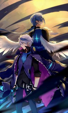 DeathLord x RG ( elsword)
