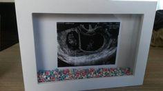 Zwangerschaps aankondig bij familie