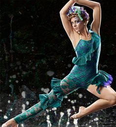 Curtain Call Costumes® - Nightshade Add this under the sea creature to your stage for your contemporary performance!