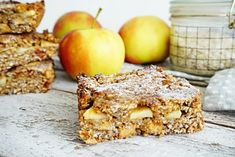 New Ideas For Breakfast Oatmeal Bake Healthy Clean Eating Healthy Peanut Butter, Healthy Cake, Healthy Baking, Healthy Food, Low Carb Recipes, Baking Recipes, Food Vans, Sweet Bakery, Good Foods To Eat