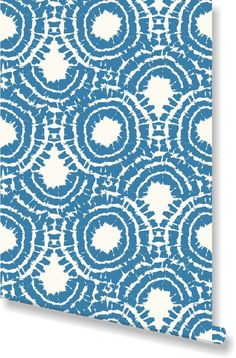 Rhapsody Blue Wallpaper by Clairebella