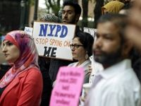 TRACK THE  TERRORIST GAME.. On Monday, Matt Sledge of the Huffington Post added his name to those who support the recent disbanding of the NYPD unit tasked with understanding and mapping the communities within which jihadis hide.