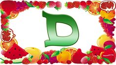 definisi buah dari huruf d
