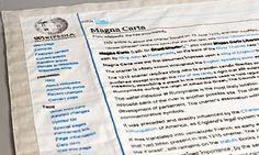 Your liberties and the charters that you bear [Coriolanus: II, iii ] #MagnaCarta