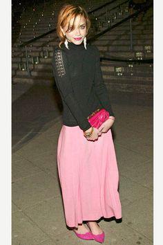"۵۵۵♛Fashionistas۵۵۵♛ ✍✂╰☆╮MK ❣ ASH✍✂╰☆╮ .•°*""˜˜""*°•.ƸӜƷ ✶* ¸ .✫ Mary-Kate Olsen - Elle"